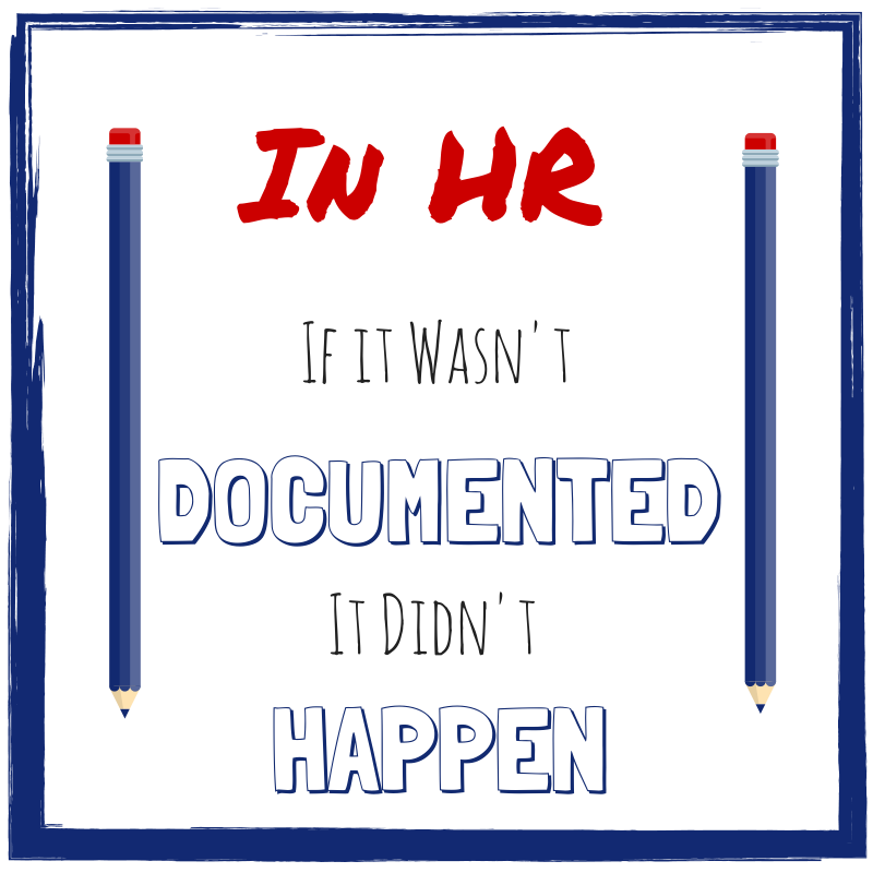 HR Documentation: 4 Things to Avoid | Employers Resource