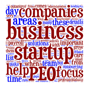 peo companies and startup
