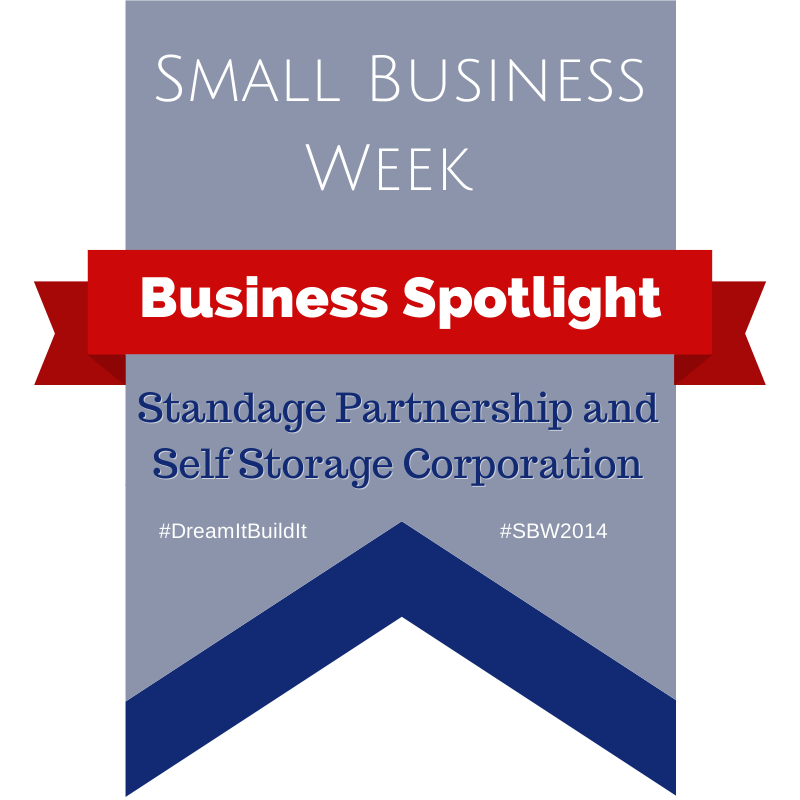 small business week spotlight standage