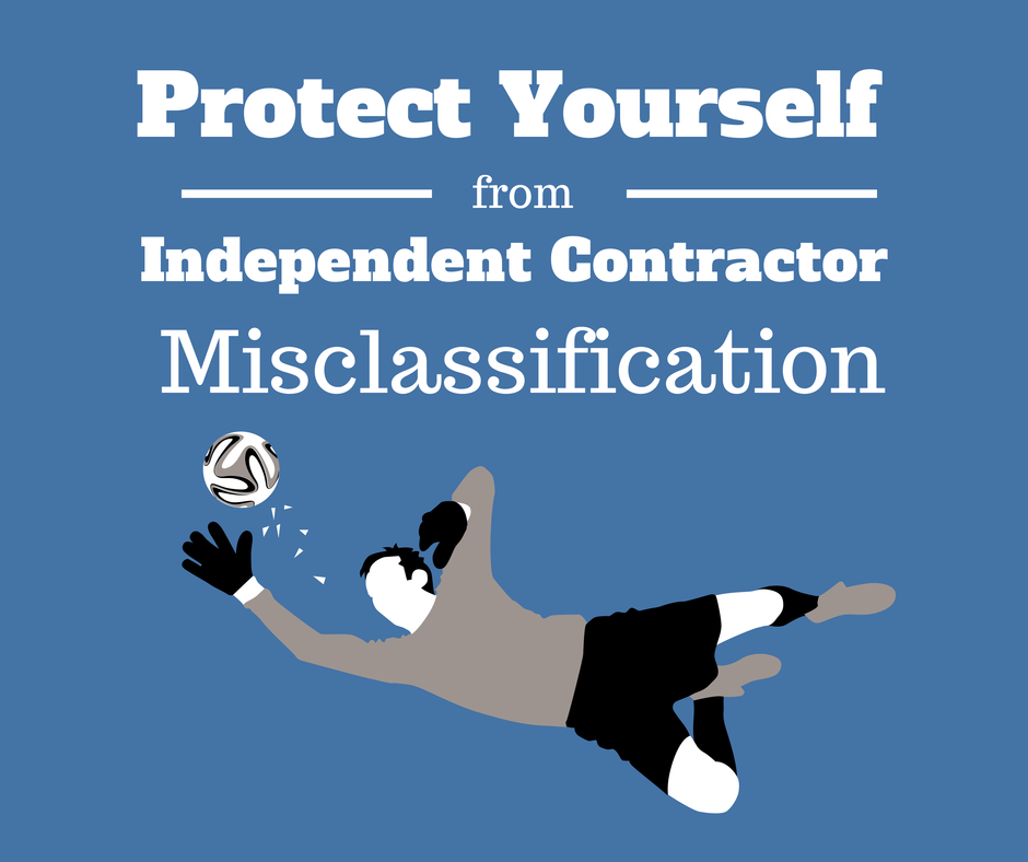 Independent Contractor Misclassification
