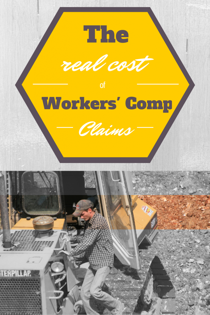 modified duty workers' comp claim cost