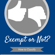 Exempt Or Not - How to classify except employees