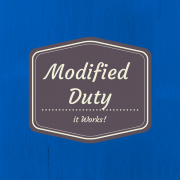Modified Duty - It's work