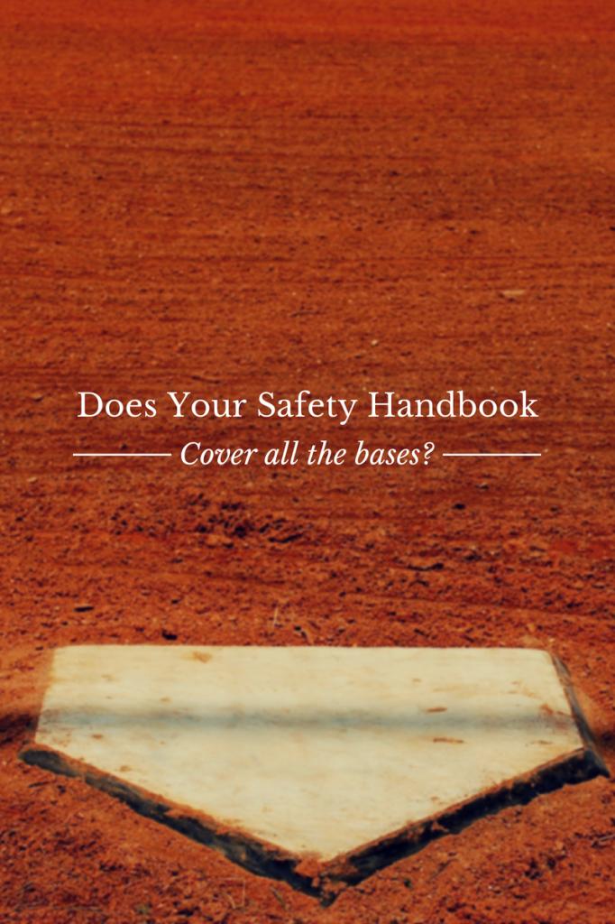 employee safety handbook