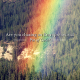 Rainbow, ending in a evergreen forest - Are you chasing an Entrepreneurial Pot Of Gold?