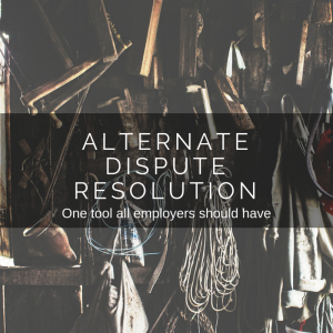 alternate dispute resolution 2