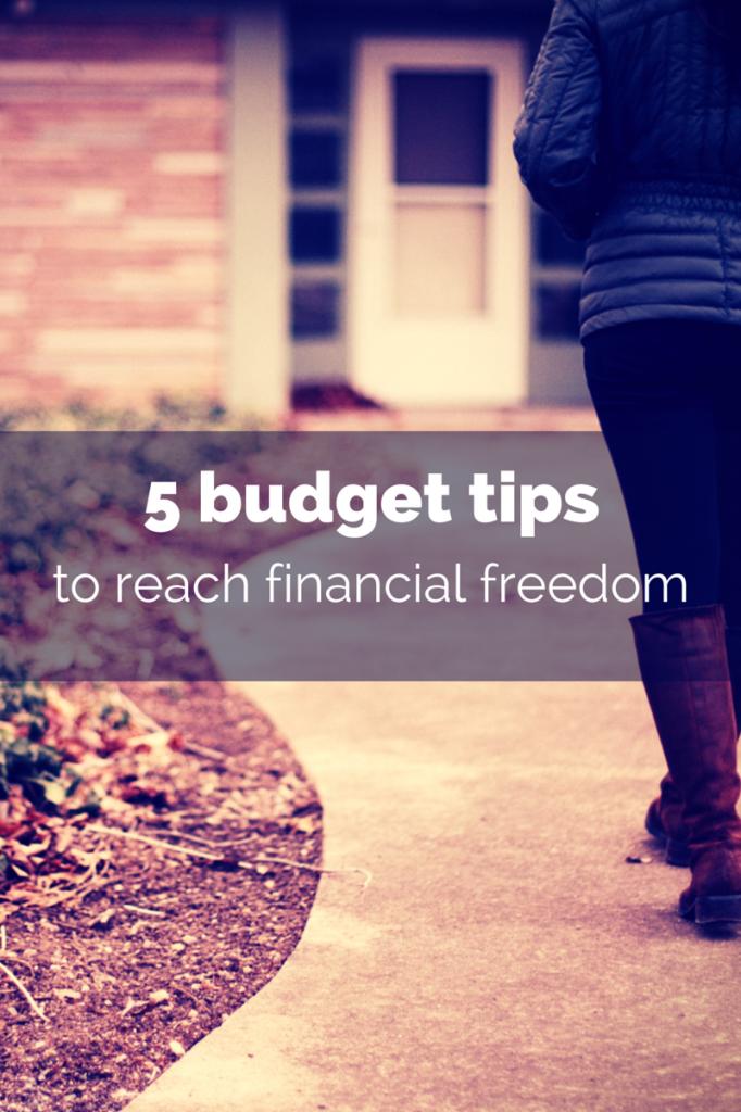 budget tips main