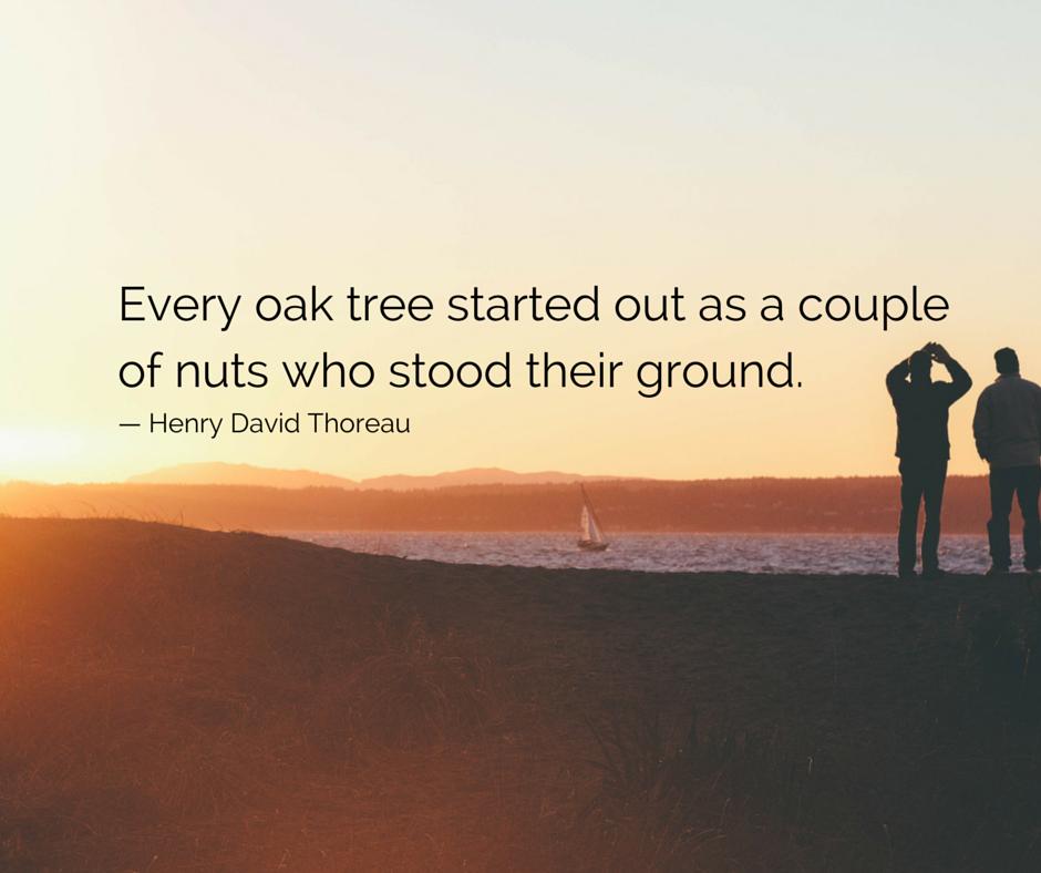 Henry David Thoreau Quote Employers Resource Custom Henry David Thoreau Quotes