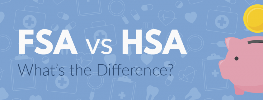 FSA vs HSA What's the Difference?