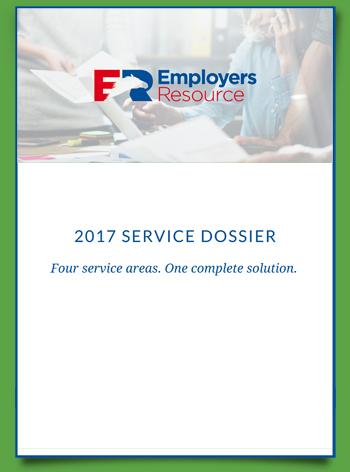 2017 Service Dossier Green White paper