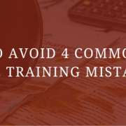 how to avoid common new hire training mistakes red image with messy desk