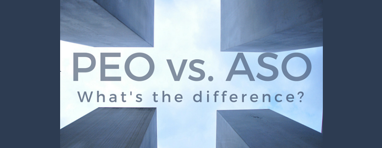 Peo Vs Aso Whats The Difference Employers Resource