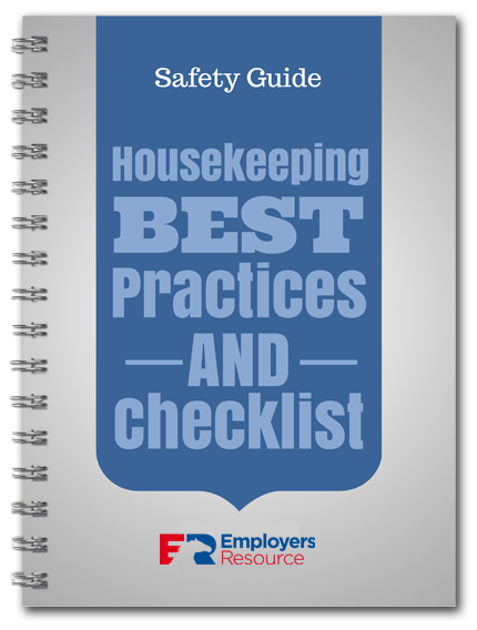 safety housekeeping checklist