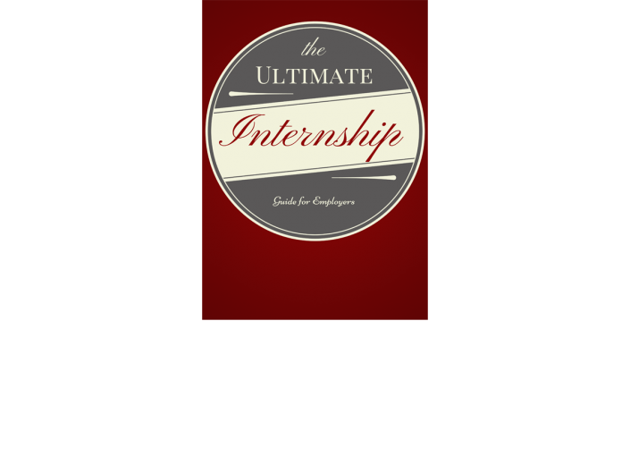Book with The Ultimate Internship Guide For Employers cover