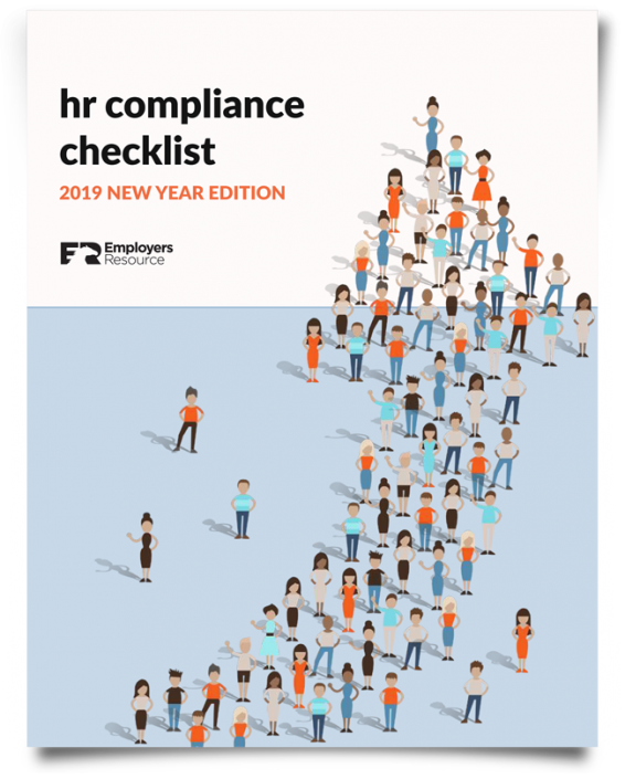 Image of HR Compliance Checklist Cover