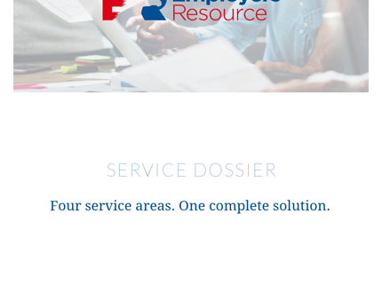 ERM PEO Service Dossier