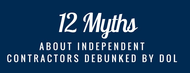 Myths About Independent Contractors