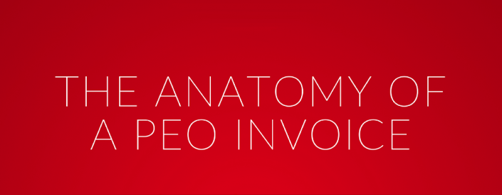 The Anatomy of a PEO Billing Invoice