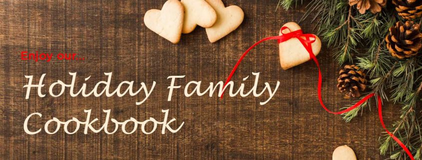 2018 Holiday Family Cookbook