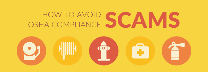 how to avoid osha compliance scams