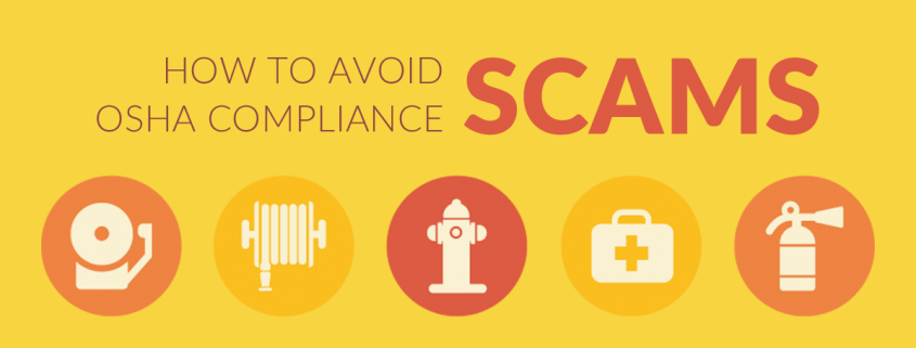 how to avoid osha compliance scams
