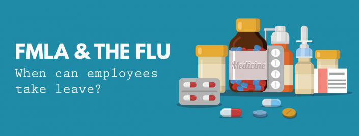 FMLA and the Flu