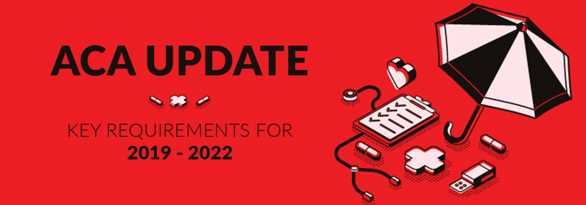 ACA Updates for 2019-2022
