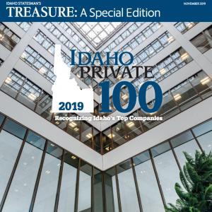 2019 Idaho Private 100